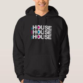 Eat Sleep Play House Hoodie