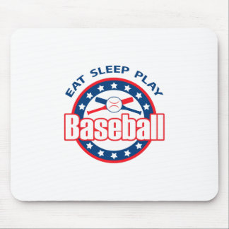 Eat Sleep Play Mousepads