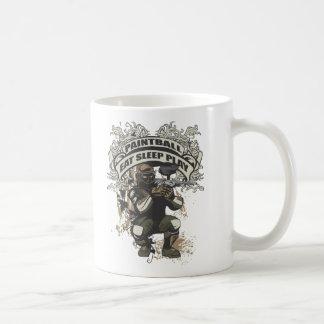 Eat, Sleep, Play Paintball Coffee Mug