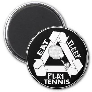 Eat Sleep Play TENNIS - Do It Again Magnet