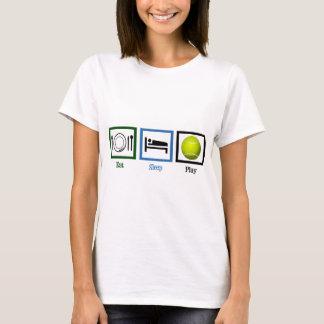 Eat Sleep Play Tennis T-Shirt