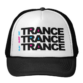 Eat Sleep Play Trance Cap