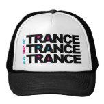 Eat Sleep Play Trance Trucker Hats