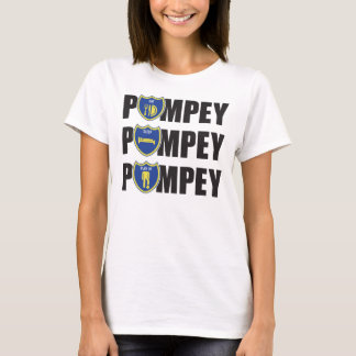 Eat, Sleep, Play-Up Pompey! T-Shirt