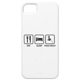 Eat Sleep Pole Vault iPhone SE/5/5s Case