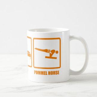 Eat Sleep Pommel Horse Coffee Mug