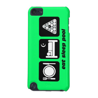 eat sleep pool iPod touch (5th generation) covers