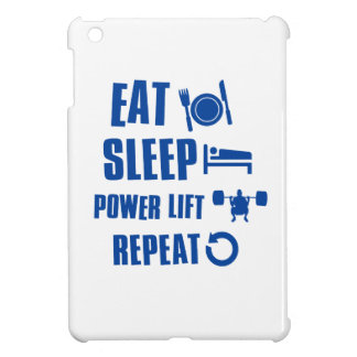 Eat sleep Power Lift Case For The iPad Mini