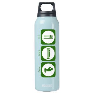 Eat Sleep Pray Thermos Bottle