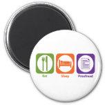 Eat Sleep Proofread Magnets
