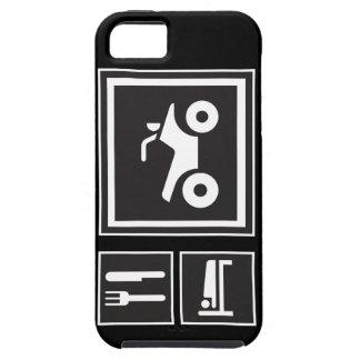 Eat Sleep QUAD! iPhone 5 Case