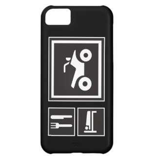 Eat Sleep QUAD! iPhone 5C Case