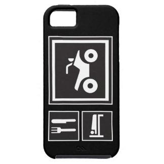 Eat Sleep QUAD! iPhone SE/5/5s Case