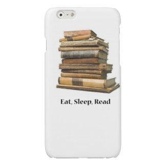 Eat Sleep Read Glossy iPhone 6 Case