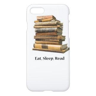 Eat Sleep Read iPhone 7 Case