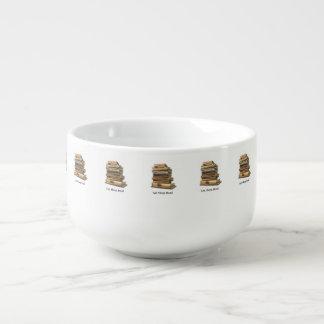 Eat Sleep Read Soup Mug