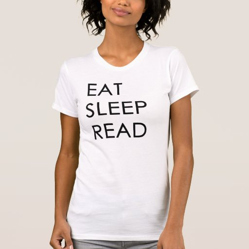 Eat, Sleep, Read Women's Tees