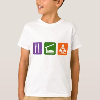 Eat Sleep Reading T-Shirt