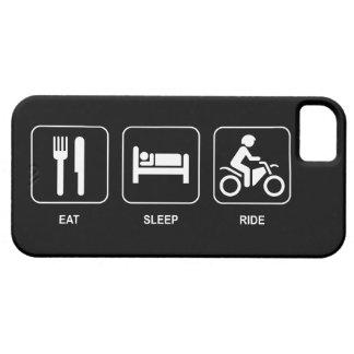 Eat Sleep Ride iPhone SE/5/5s Case