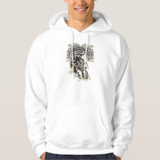 Eat, Sleep, Ride Motocross Hoodie