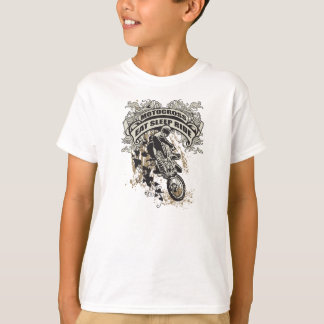 Eat, Sleep, Ride Motocross T-Shirt