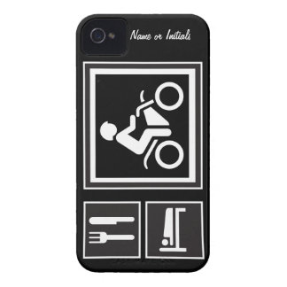Eat Sleep RIDE Motorbike Case-Mate iPhone 4 Case