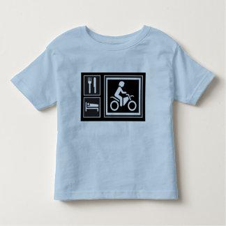 Eat. Sleep. RIDE! Tee Shirt