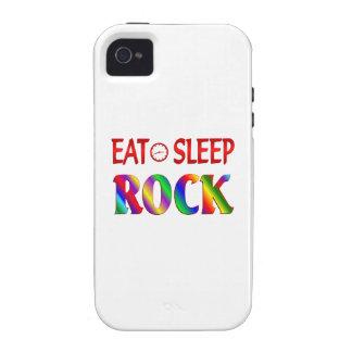 Eat Sleep Rock iPhone 4/4S Cases