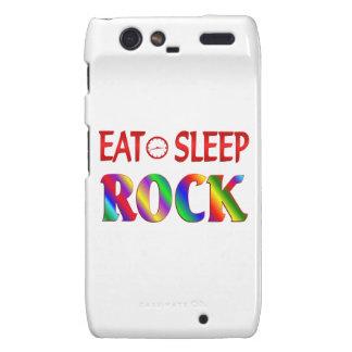 Eat Sleep Rock Droid RAZR Covers