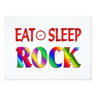 Eat Sleep Rock Announcements