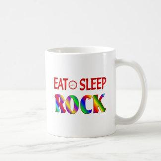 Eat Sleep Rock Coffee Mug