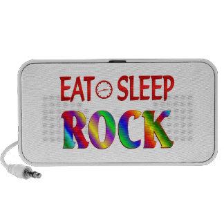 Eat Sleep Rock Speaker System