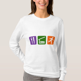 Eat Sleep Rollerblading T-Shirt