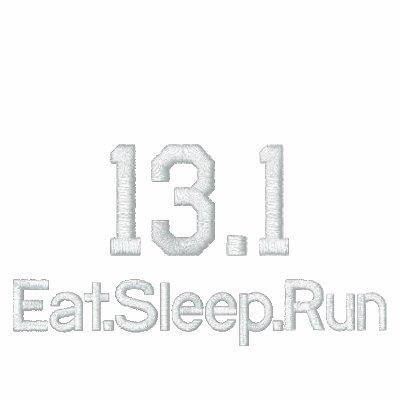 Eat.Sleep.Run Chaqueta Bordada De Entrenamiento