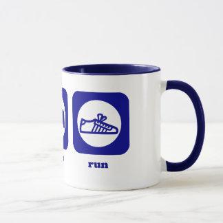 Eat. Sleep. Run. Mug