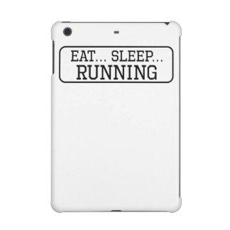 Eat Sleep Running iPad Mini Cover