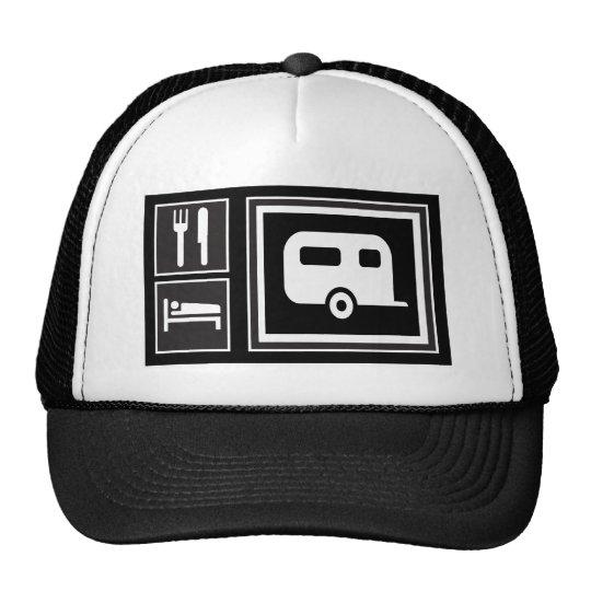 Eat. Sleep. RV! Trucker Hat