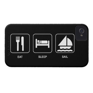 Eat Sleep Sail iPhone 4 Case