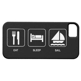 Eat Sleep Sail iPhone SE/5/5s Case