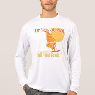Eat, Sleep, Sail, Repeat Tee Shirt