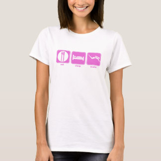 eat sleep scuba T-Shirt