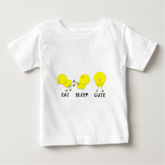 Eat Sleep Series Baby T-Shirt