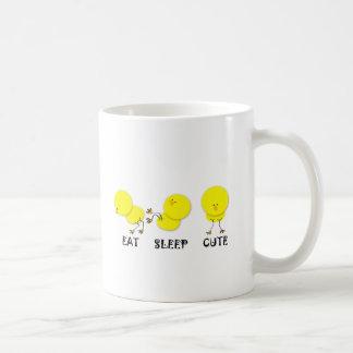 Eat Sleep Series Coffee Mug