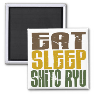 Eat Sleep Shito Ryu 1 Refrigerator Magnets