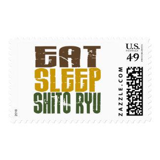 Eat Sleep Shito Ryu 1 Postage
