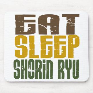 Eat Sleep Shorin Ryu 1 Mouse Pad