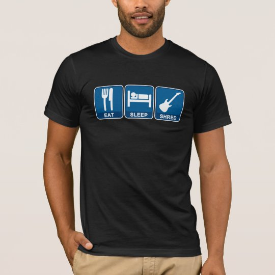 Eat, Sleep, Shred! T-Shirt