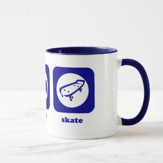 Eat. Sleep. Skate. Mug