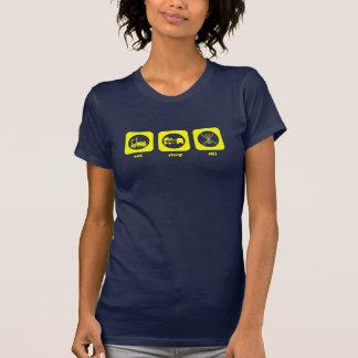 Eat. Sleep. Ski. T-shirt