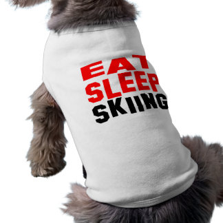 Eat Sleep Skiing T-Shirt